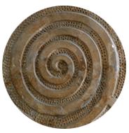 Symbol für Gaia Mutter Erde