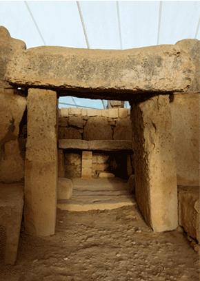 Tempel auf Malta